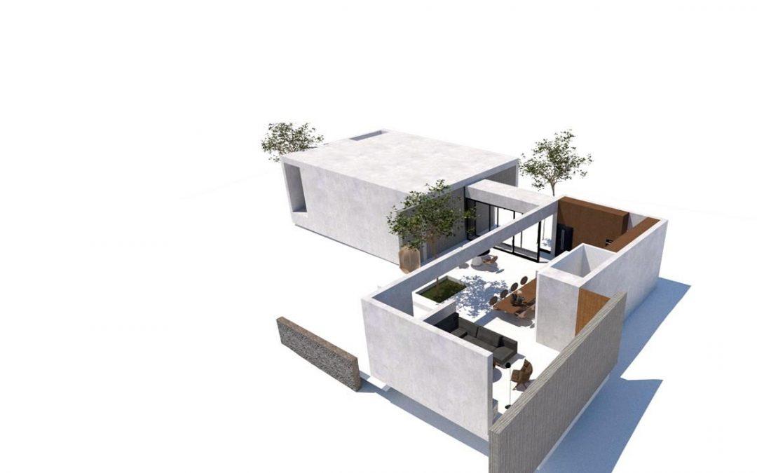 The Nest House: Η διαφορά της αρχιτεκτονικής που ξεκινάει από μέσα προς τα έξω
